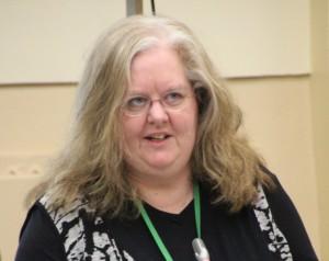 Fiona Calvert, Department of Transport