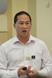 Chris Hui, City of Boroondara