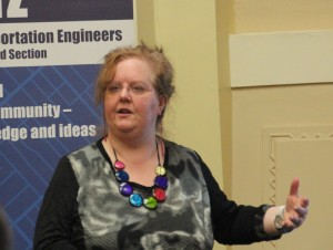 Fiona Calvert from DTPLI