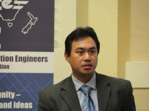 Dr Ian Espada -from ARRB Group