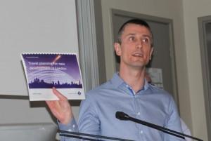 Chris de Gruyter - Monash University