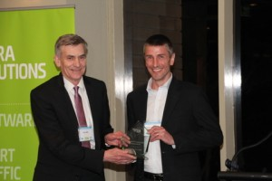 Emerging Professional Award: Chris de Gruyter, presented by Ken Hall