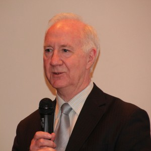 Prof Michael Buxton - RMIT
