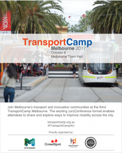 Transport Camp 2017 Flyer